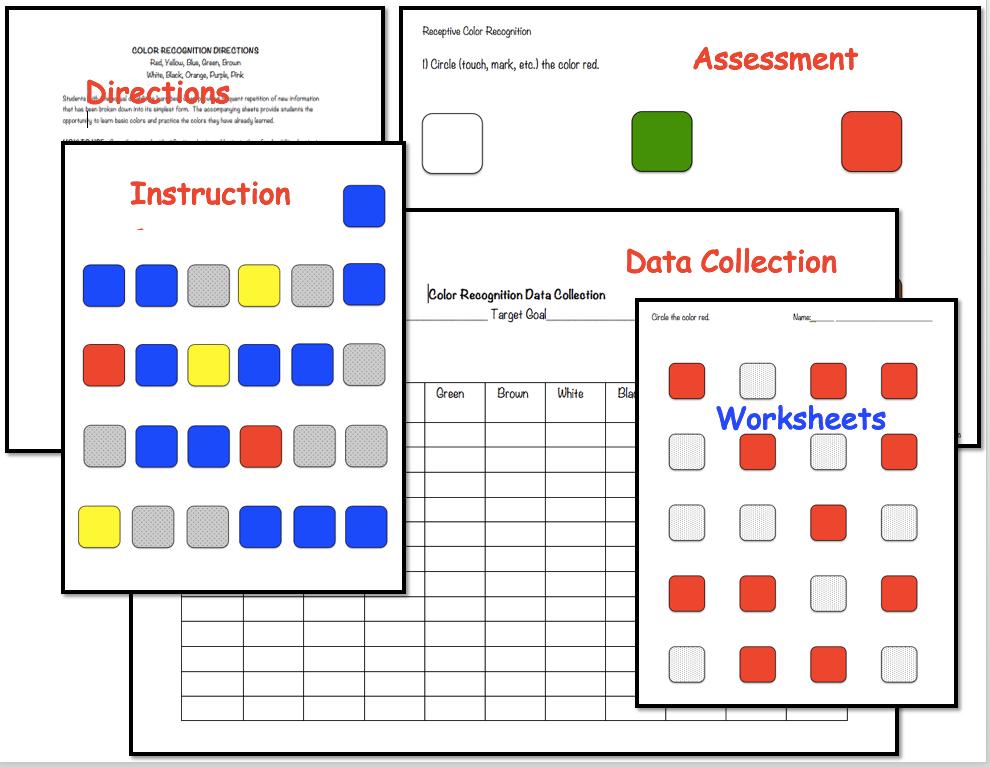 Colors Identification Unit