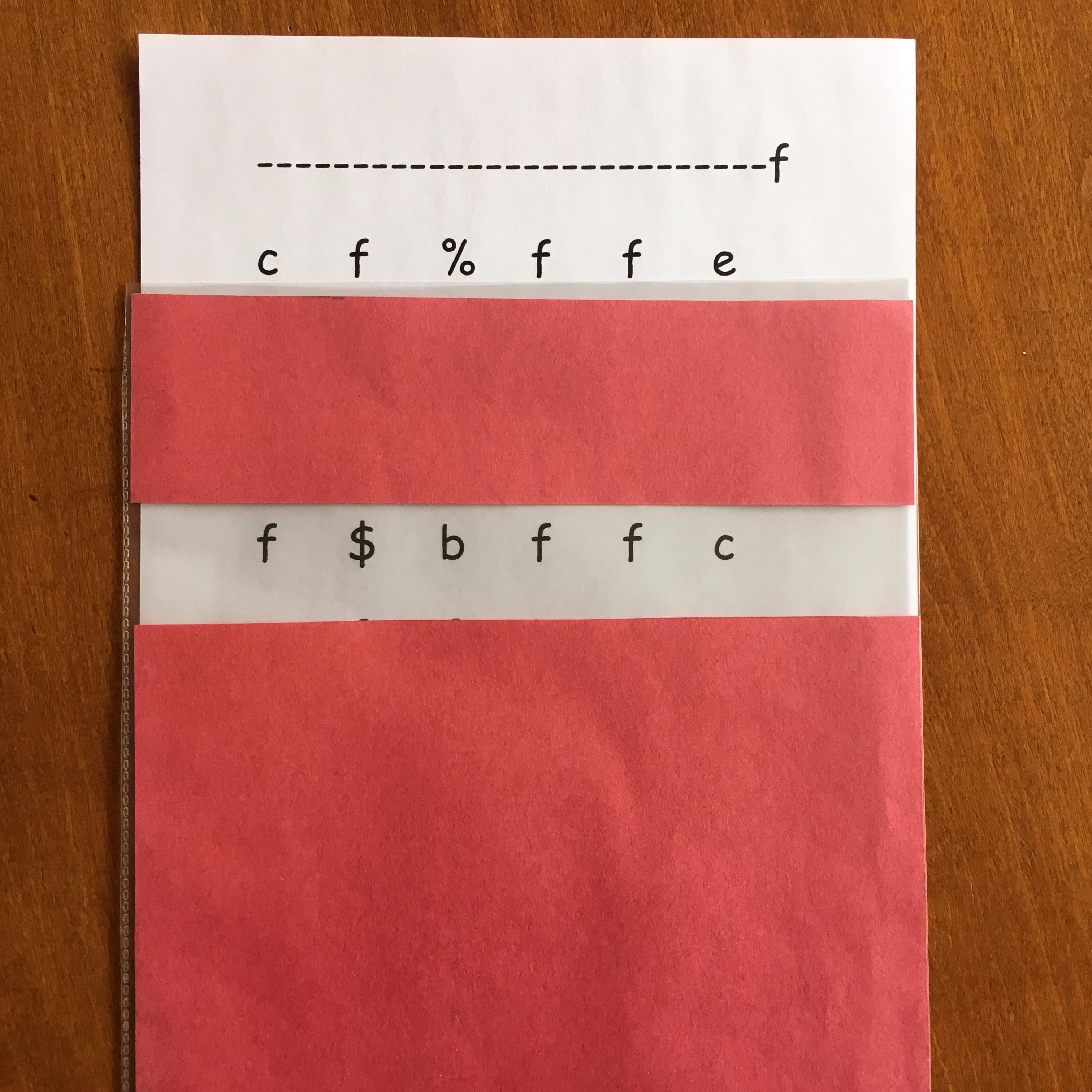 Lower Case Alphabet Identification Unit