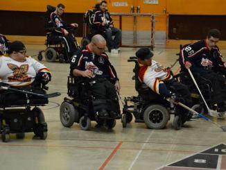 TPWHL Titans vs Falcons