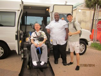 Accessible Taxi Service in the Caribbean
