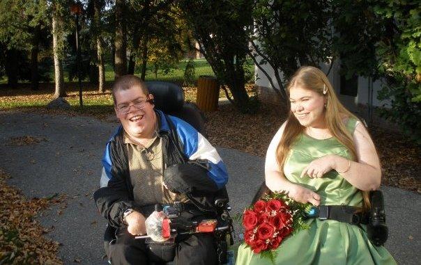 Adam and Jen