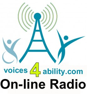 Voices 4 Ability Logo