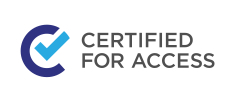 Certified for Access logo
