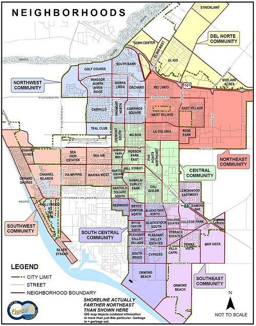 Downtown Lancaster Ca Map