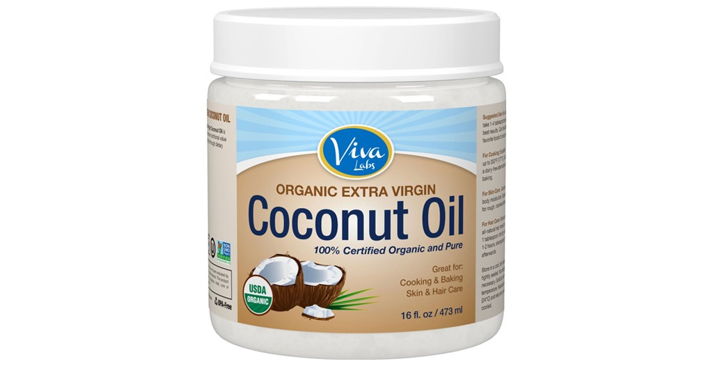 Coconut Oil   Top Ten Hair