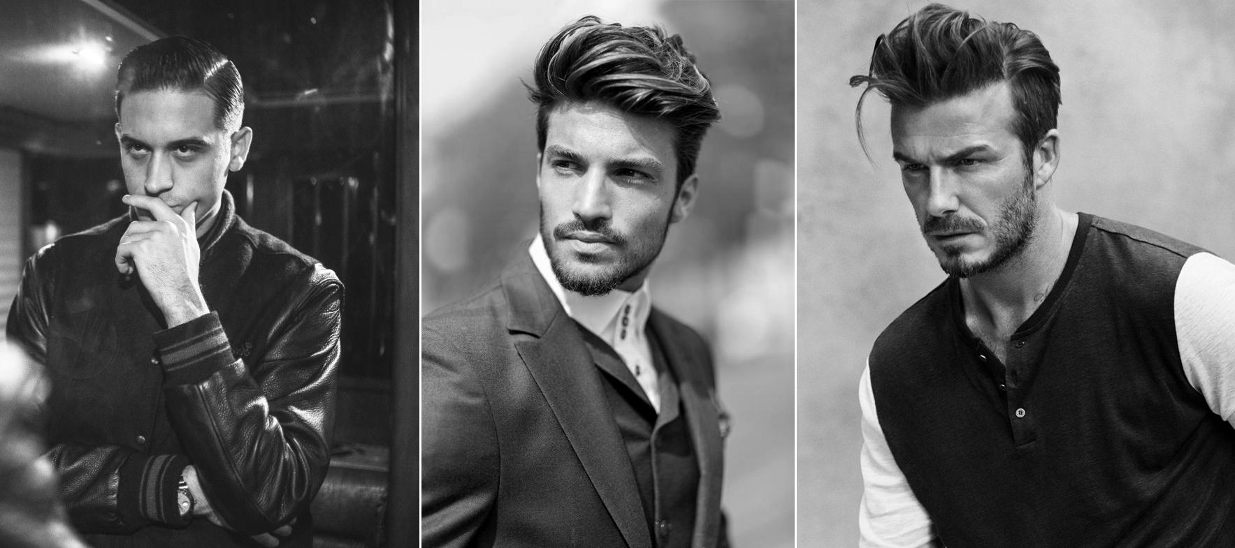 Men's Hair 3 Styles