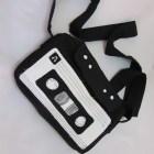 Cassette Bag by Ena Green Designs