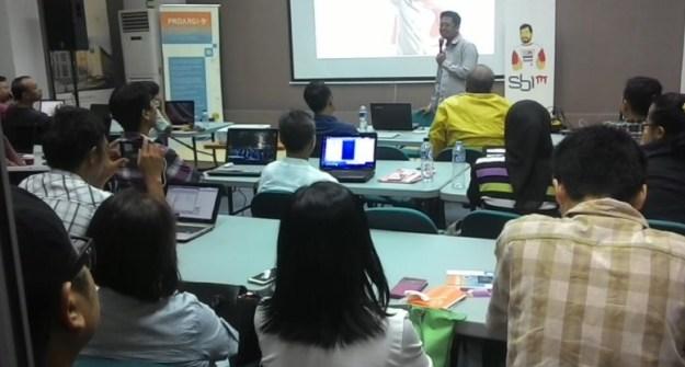 Kursus Usahawan Internet di Sungai Penuh