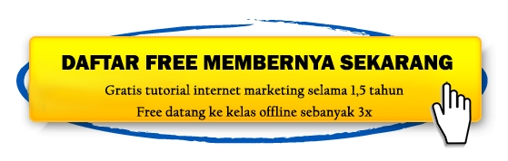 Daftar Free Member Kursus Internet Digital Marketing SB1M di Pematang siantar