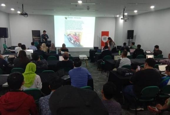 Kelas Belajar Bisnis Online Bukalapak Untuk Pemula di Sentul City dengan Safei SB1M