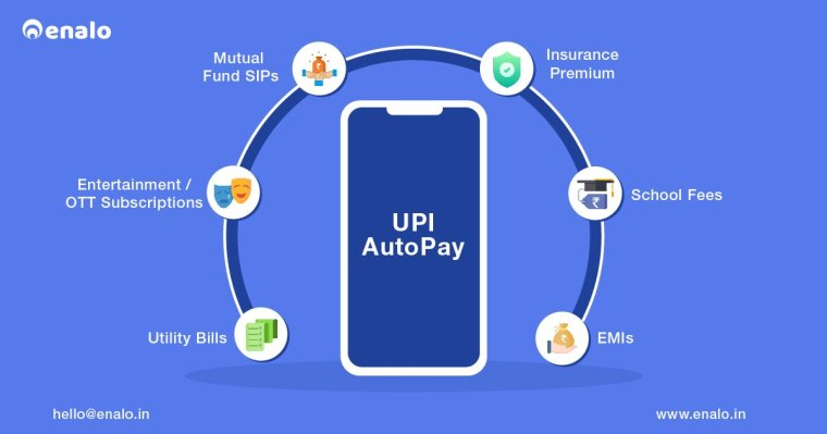 UPI AutoPay - best method to collect recurring payments