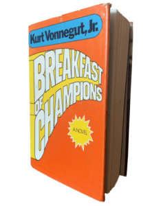 breakfast of champions by vonnegut curt