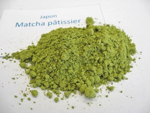Matcha pâtissier - tMatcha pâtissier - thé vert en poudre du Japon - en aparthéhé vert nature - En aparthé