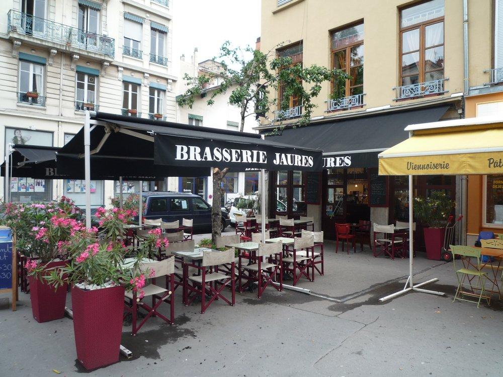 Brasserie Jaurès - Bar-restaurant - Lyon - partenaire