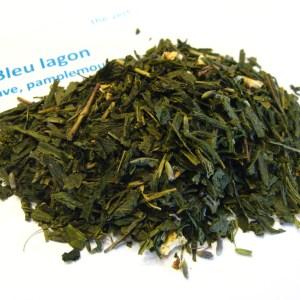 Thé vert Bleu lagon - en aparthé - Boutique en ligne