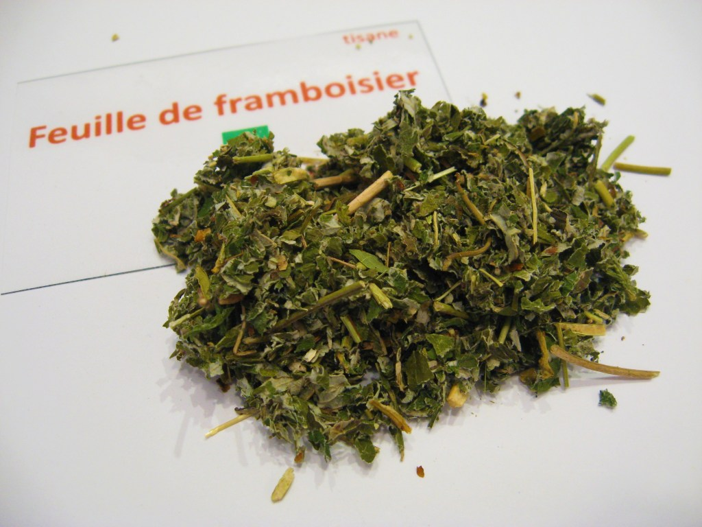 Feuille de framboisier BIO - en aparthé - Lyon - Boutique en ligne