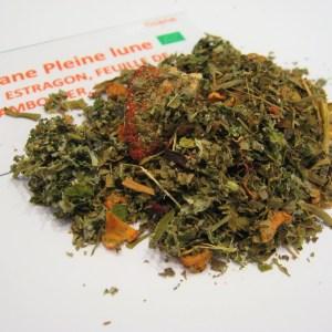 Tisane Pleine lune BIO - en aparthé - Lyon - Boutique en ligne