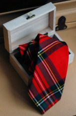 Scottish Tartan - Wool