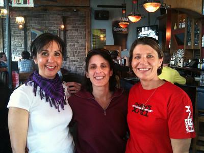 Linda, Michelle & Robin