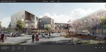 Arkitema Architects website