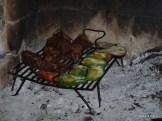 Sur le grill
