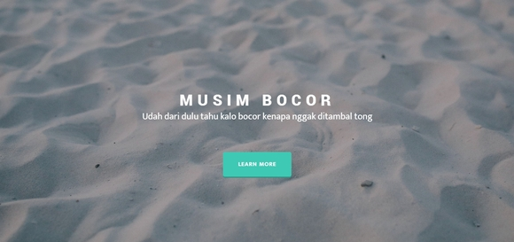 Bocor - Best Bootstrap Templates 2014