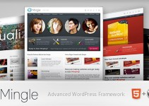 Collection of Best HTML5 WordPress Themes of 2012 10