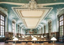 Photos of the 10 Most Beautiful Libraries In The World 10