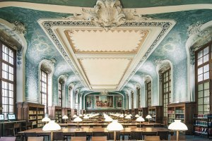 Photos of the 10 Most Beautiful Libraries In The World 67