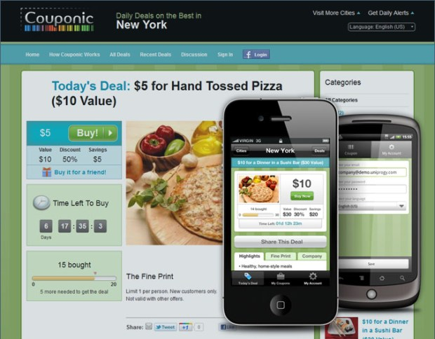 5 Best PHP Groupon Clone Scripts to Run Daily Deal Business 1