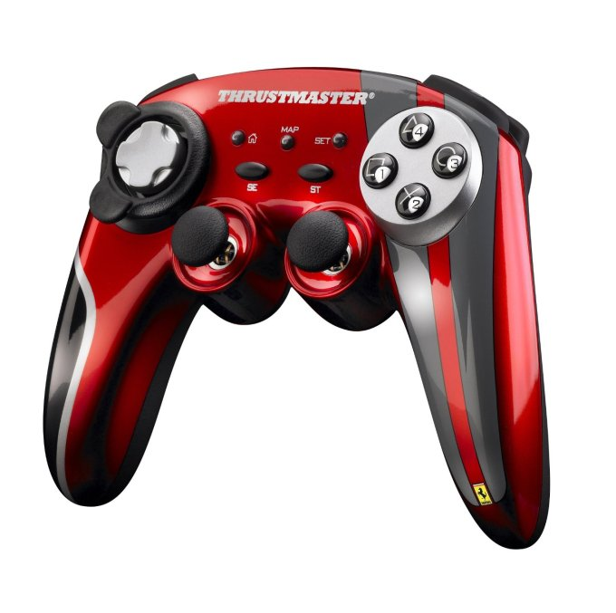 Thrustmaster Ferarri Wireless F430 Gamepad