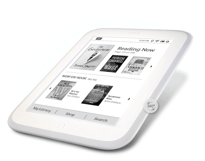 Top 5 Best eBook Reader Based on Price and Specs 1