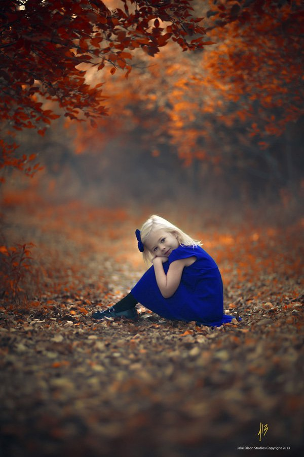 Collection of Cute And Enchanting Children Photography 12