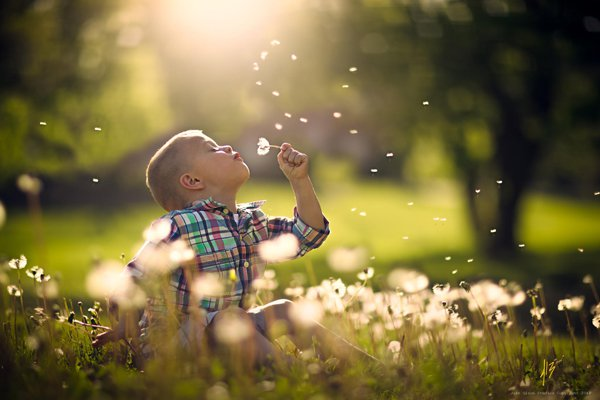 Collection of Cute And Enchanting Children Photography 16