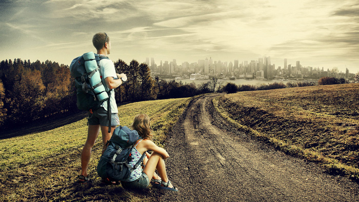 5 of the Most Different Ways to Travel that You Can Try