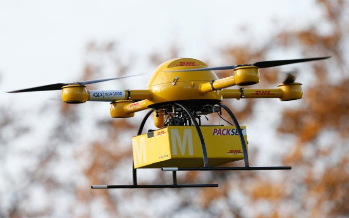 Classifications of Drones Based on Size 2