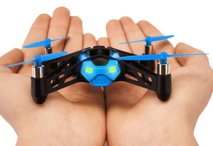 Classifications of Drones Based on Size 6