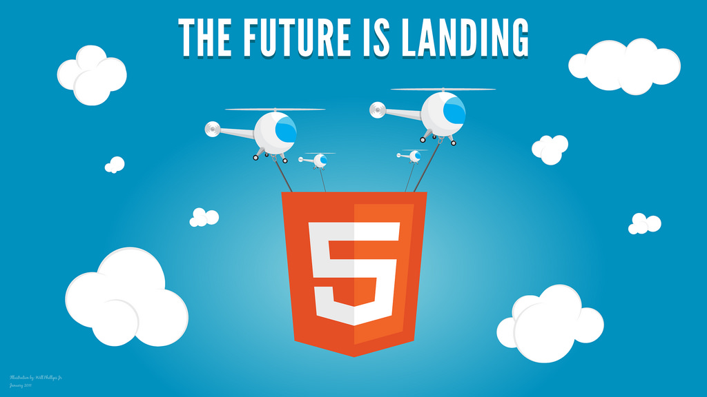 Things You Should Know About HTML5 - What's new with HTML5