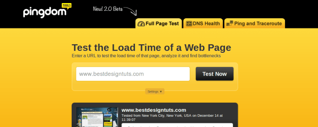 15 Best Online Tools to Test Your Website Speed 1