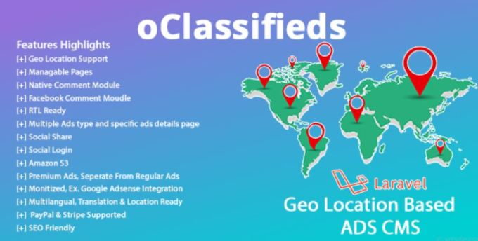 oClassifieds - One of the best PHP classified scripts