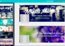 Canva - Facebook Cover Photo Maker