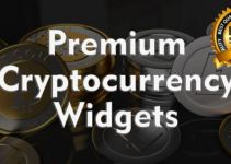 Cryptocurrency Widgets For WordPress - Crypto Price Widget WordPress Plugin 6