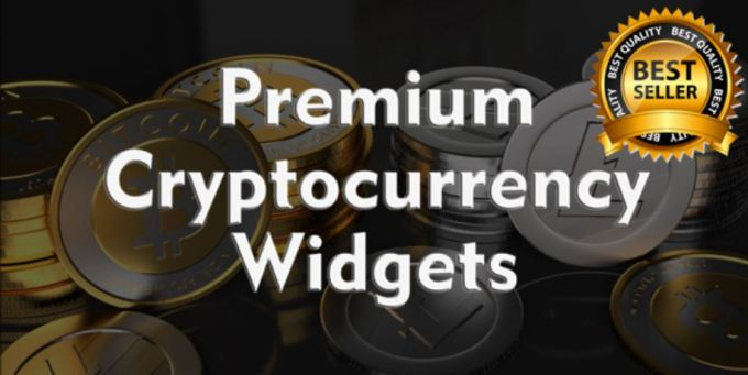 Cryptocurrency Widgets For WordPress - Crypto Price Widget WordPress Plugin 3
