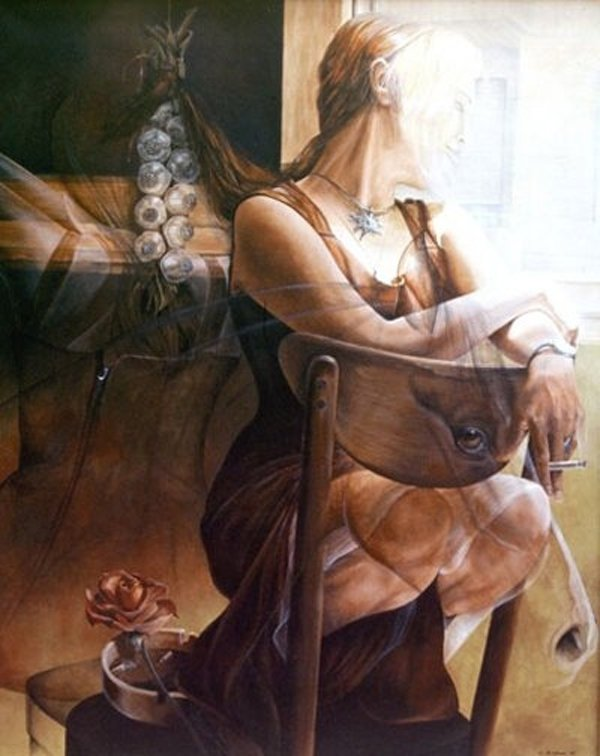 15+ Amazing Collection of Surreal and Beautiful Paintings 8