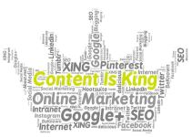 Content is King