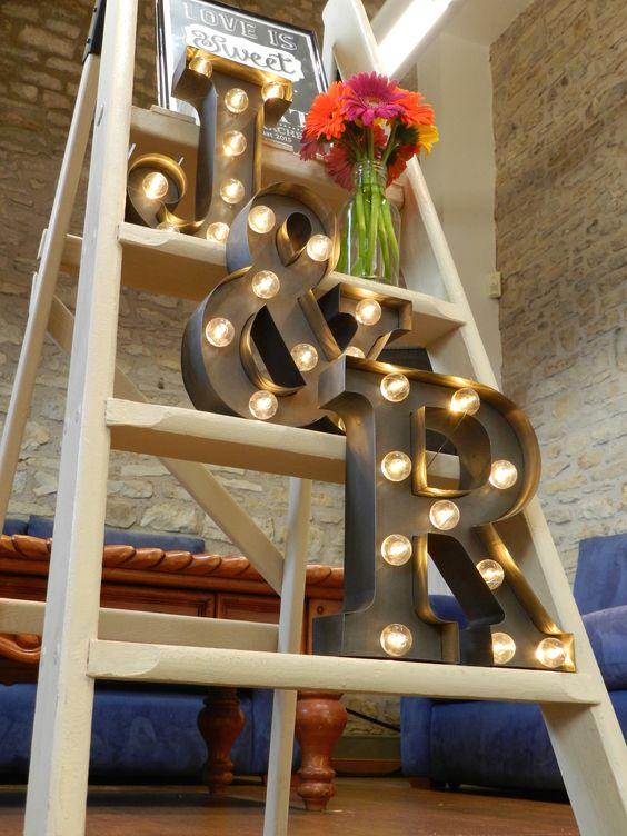 iniciales de los novios para bodas