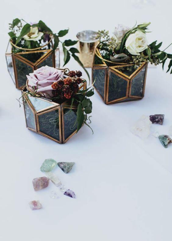 mini-terrariums-azul-Tiffany-y-dorado