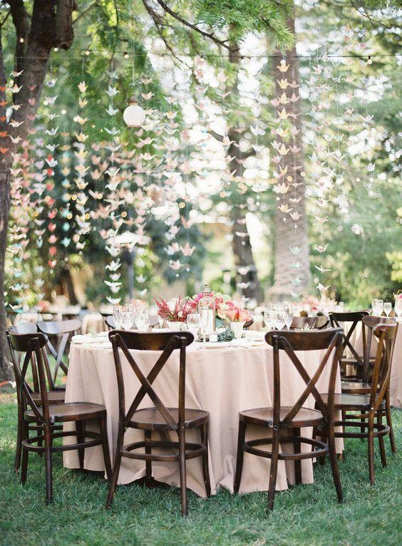Tips para decorar tu boda en primavera