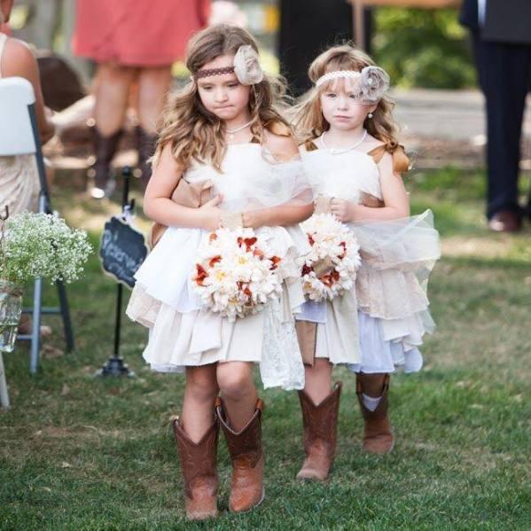 ideas para decorar una boda country
