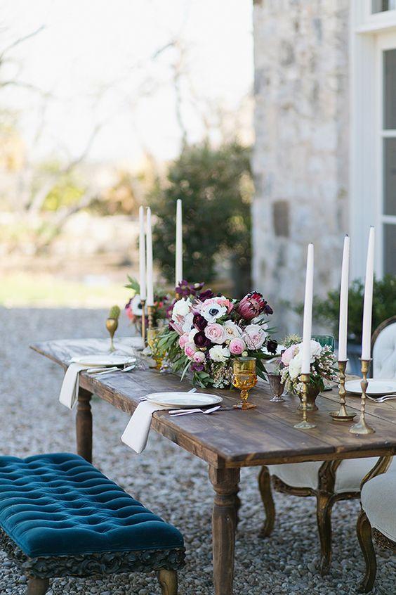 tendencias de bodas otoño 2018
